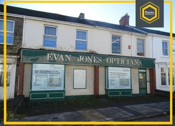 Thumbnail Commercial property to let in 5-7 John Street, Llanelli, Carmarthenshire