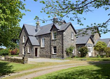 Thumbnail 5 bed detached house for sale in St Nicholas House, St. Nicholas, Goodwick, Pembrokeshire
