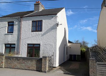 Thumbnail 3 bedroom semi-detached house for sale in Barrington Road, Shepreth, Royston