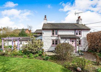 Thumbnail 3 bed detached house for sale in Chapel Lane, Hookgate, Market Drayton