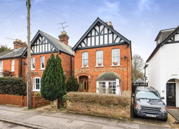 Thumbnail 3 bed detached house for sale in Wellington Road, Maidenhead, Berkshire