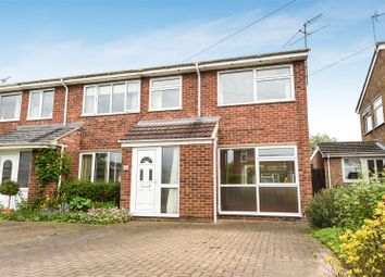 Thumbnail 3 bed end terrace house for sale in Simmer Piece, Fenstanton, Huntingdon