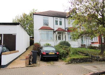 Thumbnail 2 bed maisonette for sale in Manor Drive, Wembley