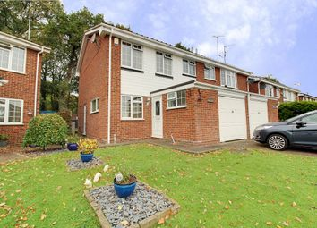 Thumbnail 3 bed semi-detached house for sale in Poppyfield Close, Eastwood, Leigh-On-Sea