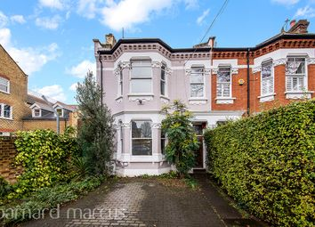 Thumbnail 5 bed semi-detached house for sale in Burnaby Gardens, London