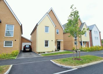 Thumbnail 4 bed detached house for sale in Plover Road, Stanway, Colchester, Essex