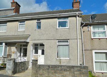 Thumbnail 3 bed terraced house for sale in Gelli Street, Port Tennant, Swansea