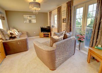 Thumbnail 2 bed flat for sale in Acklington Court, Ashington