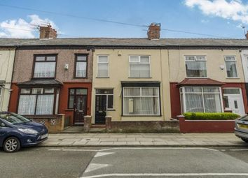 Thumbnail 3 bed terraced house for sale in Montrose Road, Liverpool, Merseyside, ....