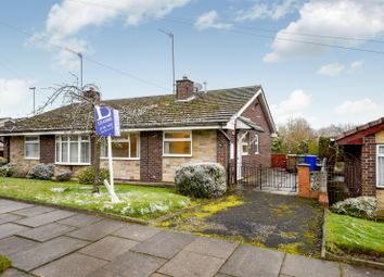 Thumbnail 2 bed bungalow to rent in Langland Drive, Blurton, Stoke On Trent