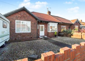 Thumbnail 3 bedroom semi-detached bungalow for sale in Newlands Road, Blyth