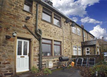 Thumbnail 2 bed terraced house for sale in Banks Lane, Riddlesden, Keighley, West Yorkshire