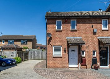 Thumbnail 2 bed end terrace house for sale in Saunders Close, Northfleet, Kent