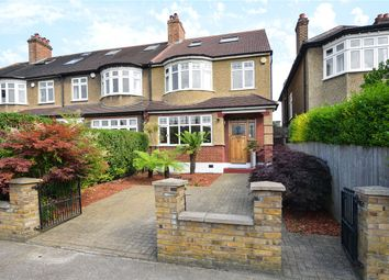 Thumbnail 4 bed semi-detached house for sale in Mundania Road, East Dulwich, London