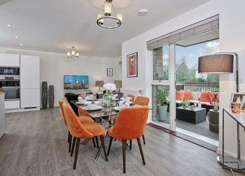 Thumbnail 2 bedroom flat for sale in Cherry Mews, Avenue Road, Oakwood