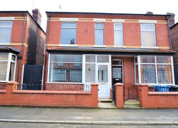 Thumbnail 4 bedroom shared accommodation to rent in Haddon Street, Salford