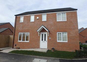 Thumbnail 3 bed detached house for sale in Kerridge Drive, Warrington, Cheshire
