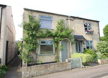 Thumbnail 2 bed cottage for sale in High Street, Wicken, Ely