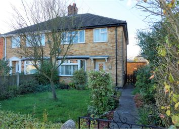 Thumbnail 3 bedroom semi-detached house for sale in Sycamore Avenue, Kirkby In Ashfield, Nottingham