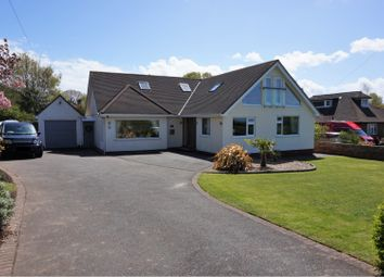 Thumbnail 5 bed detached house for sale in Riverbank Road, Lower Heswall
