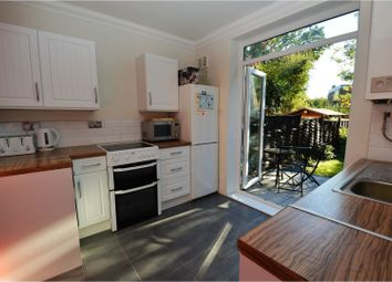 Thumbnail 1 bed flat for sale in Whittington Road, Brentwood