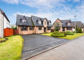 Thumbnail 6 bed detached house for sale in Brierie Avenue, Crosslee, Johnstone