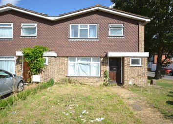 Thumbnail 4 bed end terrace house to rent in Howard Road, Surbiton