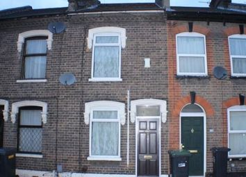 Thumbnail 3 bedroom terraced house to rent in North Street, Luton