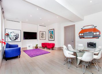 Thumbnail 2 bed flat to rent in Soho Square, London