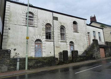 Thumbnail 4 bed detached house for sale in High Street, Llantrisant, Pontyclun