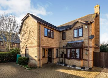Thumbnail 5 bed detached house for sale in Mallard Close, Aylesbury