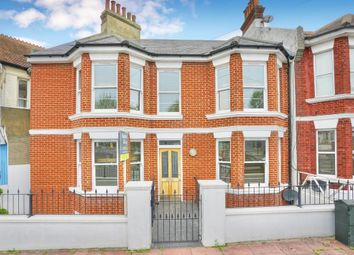 Thumbnail 4 bed end terrace house for sale in Balfour Road, Brighton, East Sussex