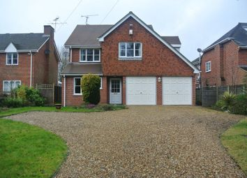 Thumbnail 4 bed detached house for sale in Reading Road, Chineham, Basingstoke