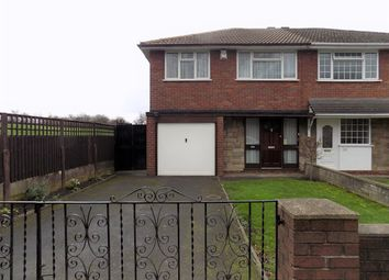 Thumbnail 3 bed semi-detached house for sale in Saltwells Road, Dudley, Dudley