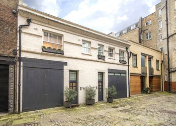 Thumbnail 4 bed mews house for sale in Cavendish Mews South, London