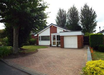 Thumbnail 3 bed bungalow for sale in Buttermere Grove, Beechwood, Runcorn, Cheshire