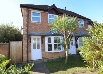 Thumbnail 2 bed end terrace house to rent in Blanchard Close, Woodley, Reading