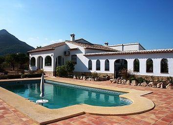 Thumbnail 4 bed villa for sale in Spain, Valencia, Alicante, Murla