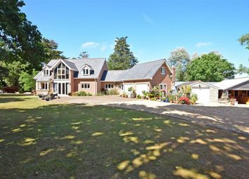 Thumbnail 5 bed detached house for sale in Seaview Road, Cranmore, Yarmouth, Isle Of Wight
