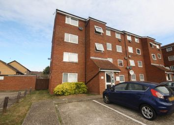 Thumbnail 1 bed flat for sale in Makepeace Road, Northolt