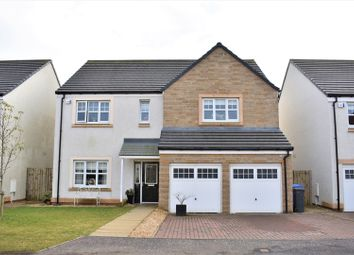 Thumbnail 5 bed detached house for sale in Fisher Road, Bathgate