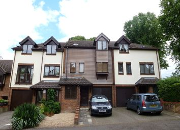 Thumbnail 4 bed terraced house to rent in Fairholme Gardens, Farnham