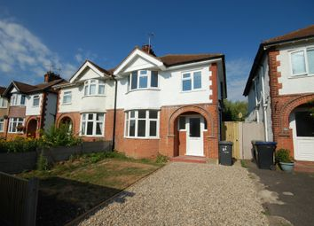Thumbnail 3 bed semi-detached house for sale in Fitzroy Road, Tankerton, Whitstable