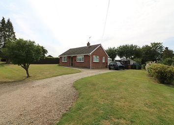 Thumbnail 2 bed detached bungalow for sale in Audley End, Burston, Diss