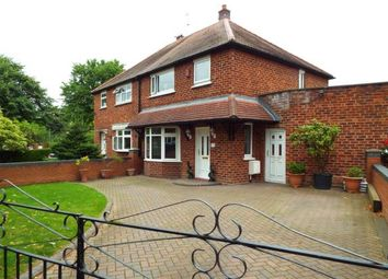Thumbnail 3 bed property for sale in Gawsworth Avenue, Crewe, Cheshire