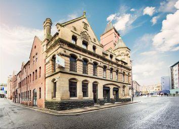 1 bed flat for sale in Charlton's Bonds, Waterloo Street, Newcastle Upon Tyne NE1