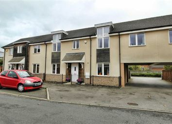 Thumbnail 4 bed terraced house for sale in Wenford, Broughton, Milton Keynes