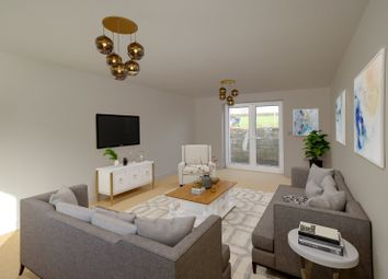 Thumbnail 3 bed semi-detached house for sale in Lynher Gardens, North Hill, Launceston
