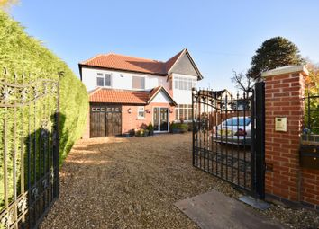 Thumbnail 4 bedroom detached house for sale in Pytchley Road, Kettering