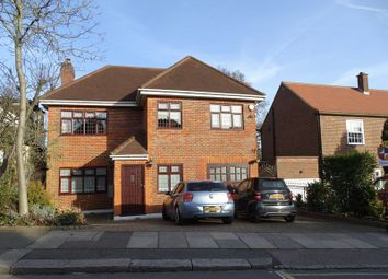 Thumbnail 5 bedroom detached house for sale in Hertswood Court, Hillside Gardens, Barnet